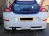 4 eye rear colour coded parking sensors (Using our mobile service)