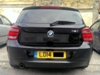 4 eye rear colour coded parking sensors