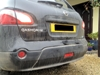 Rear parking sensors, home visit