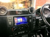 Kenwood navigation DNX7250DAB with Bluetooth and DAB radio