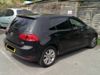Mk7 Golf for window tint at our Redhill store