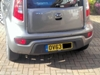 4 rear eye parking sensors fitted using our mobile service.