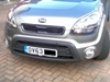 Front colour coded parking sensors. Fitted using our mobile service